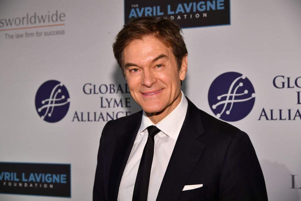 Dr. Oz to guest host in 'Jeopardy!'