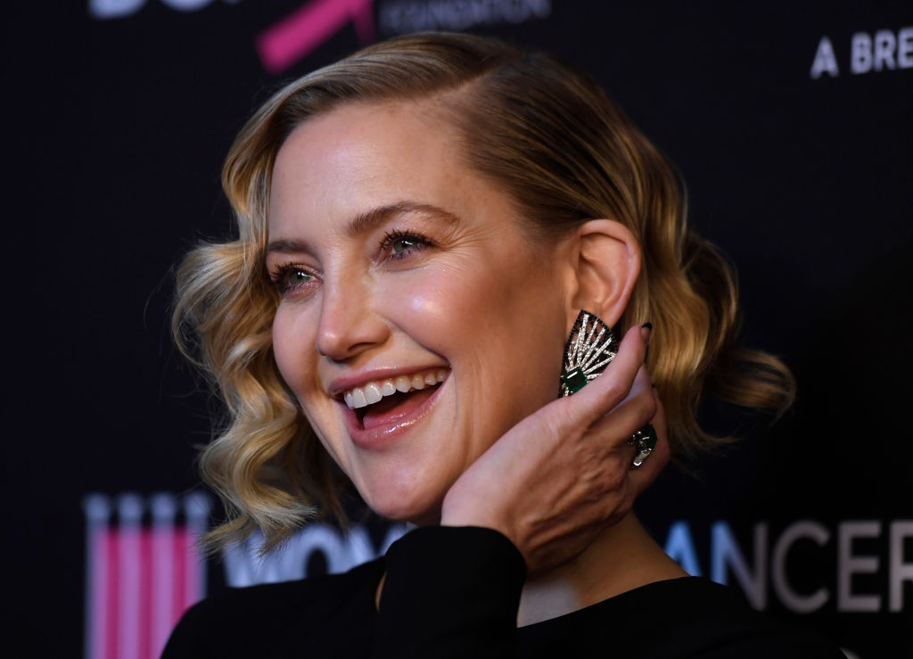 Kate Hudson is nominated for the Golden Globes 2021