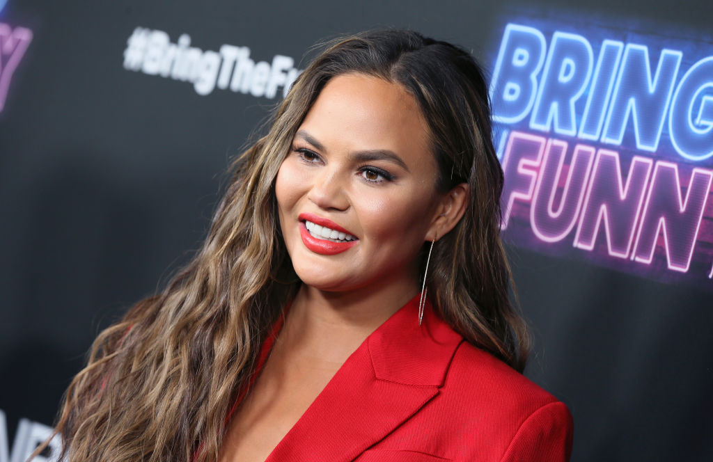 Chrissy Teigen remembers her late son