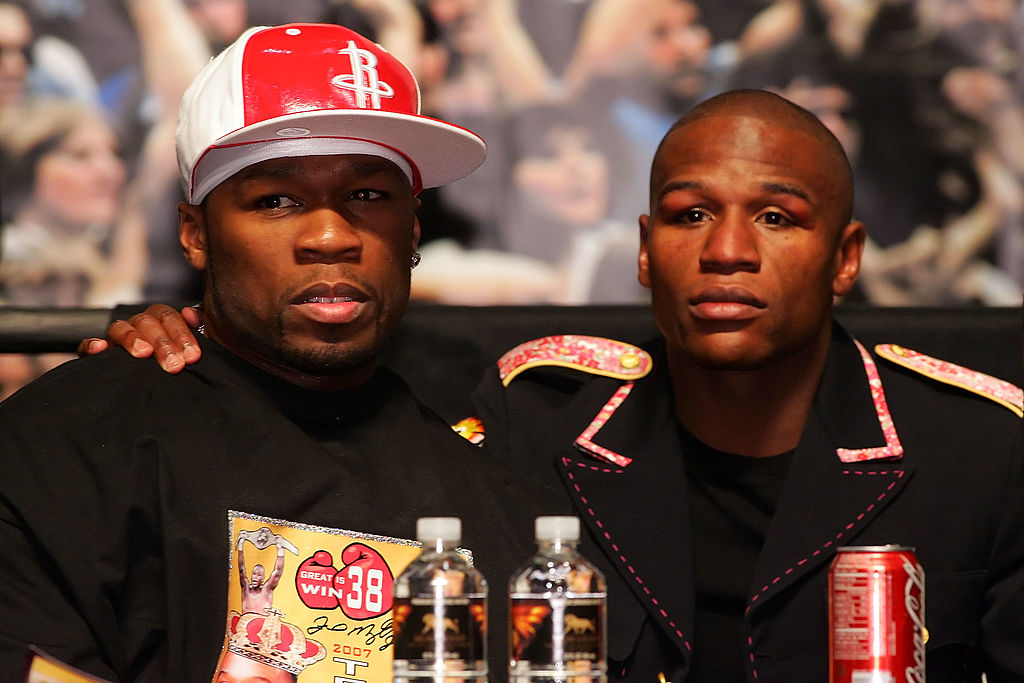 Floyd Mayweather vs. 50 Cent could happen