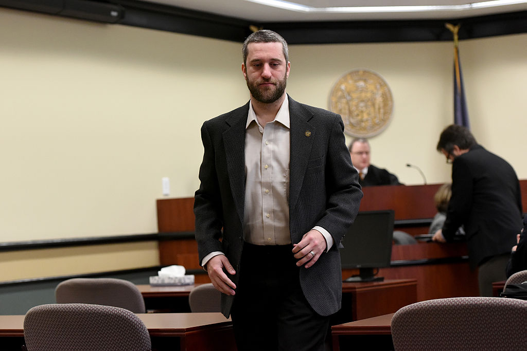 Dustin Diamond had two dying wishes