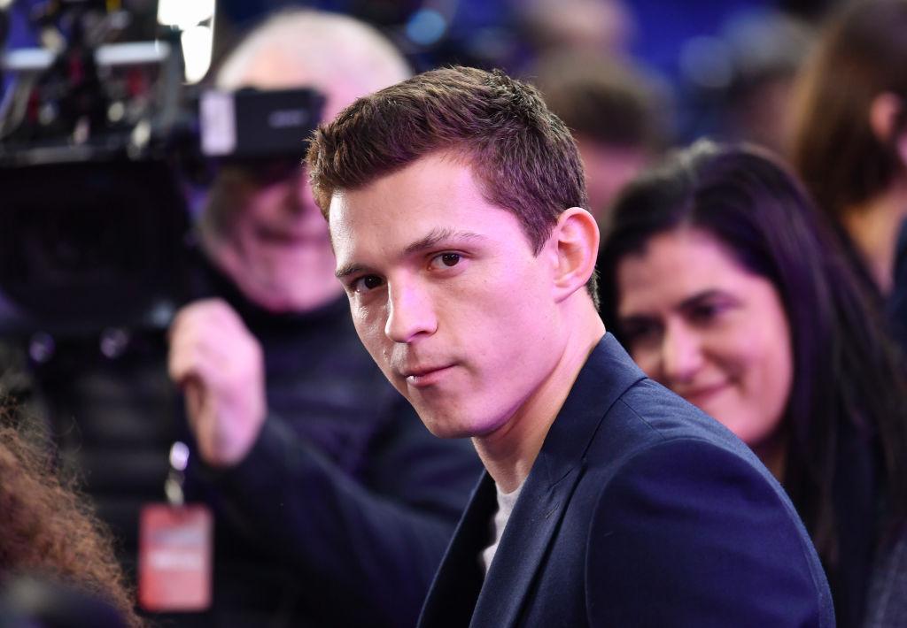 """Tom Holland teased """"Spider-Man 3"""""""