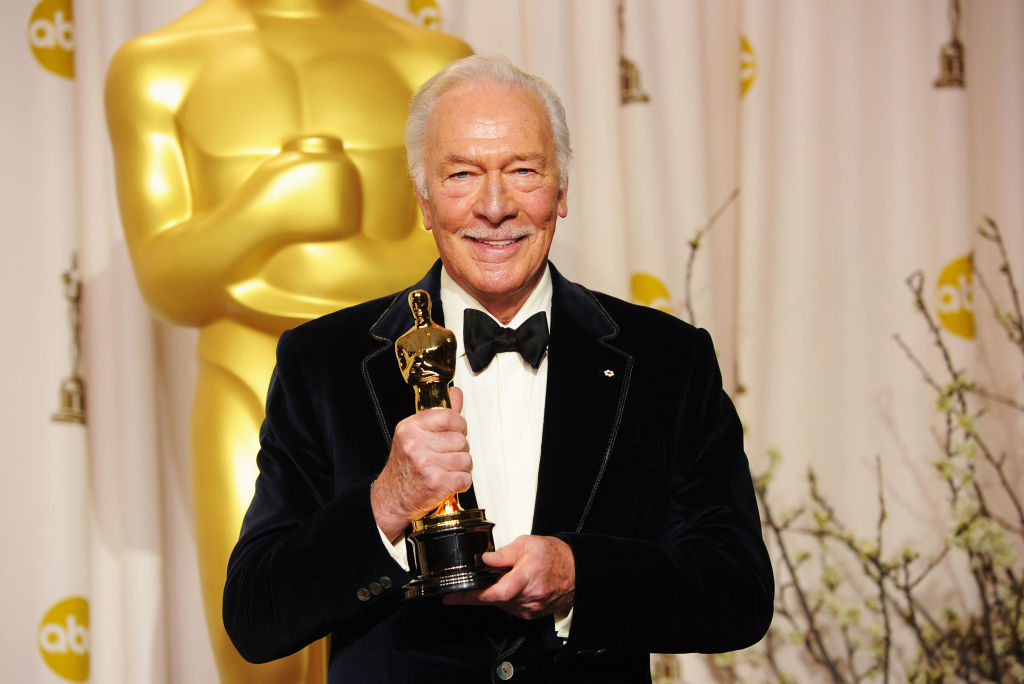 Christopher Plummer has died at the age of 91