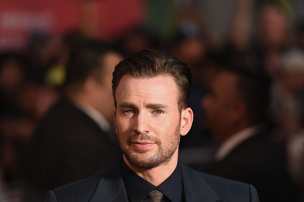 Chris Evans reportedly set to return as Human Torch