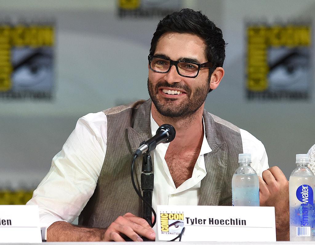 Tyler Hoechlin to star in 'Superman & Lois'