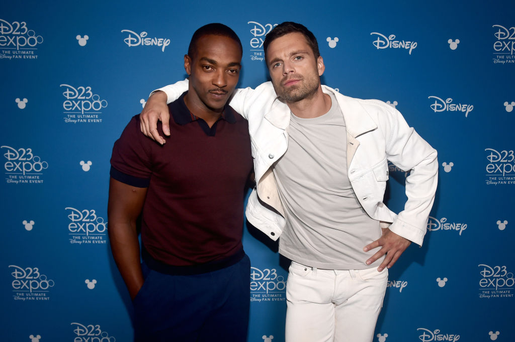 Anthony Mackie and Sebastian Stan to star in 'The Falcon and The Winter Soldier'