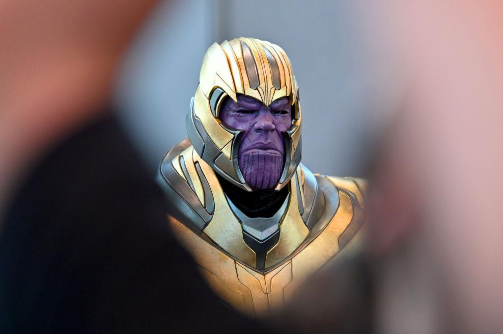 Thanos is still alive