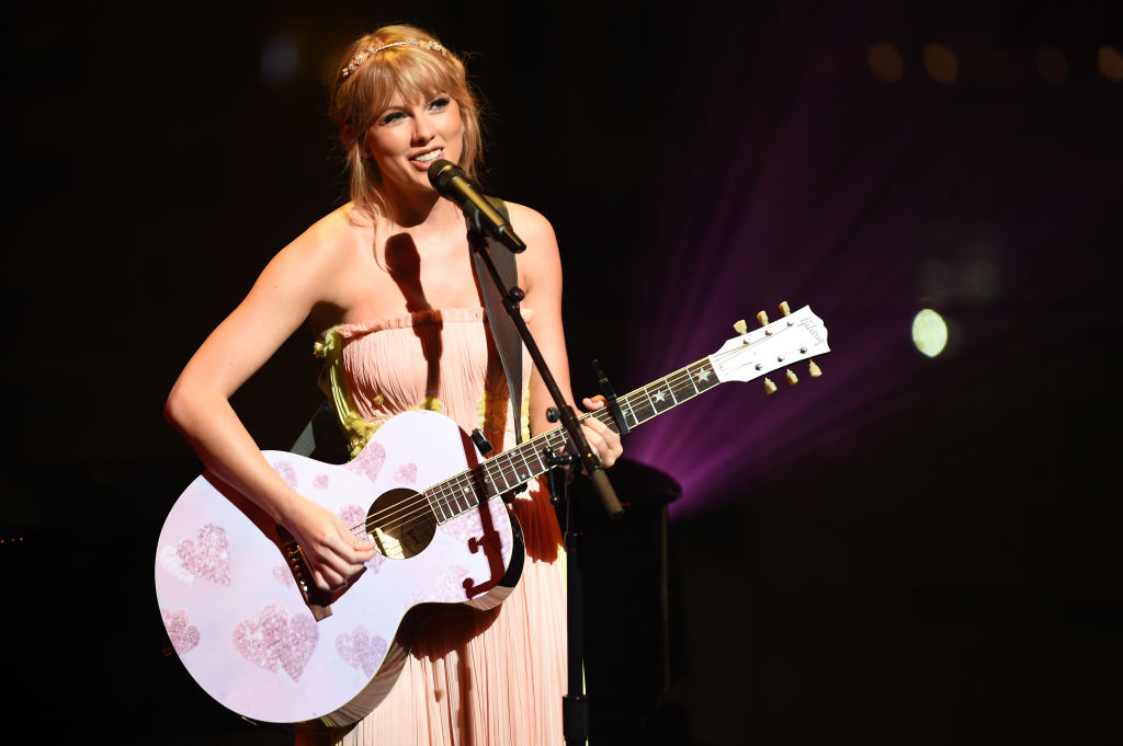Taylor Swift is known as the queen of breakup songs