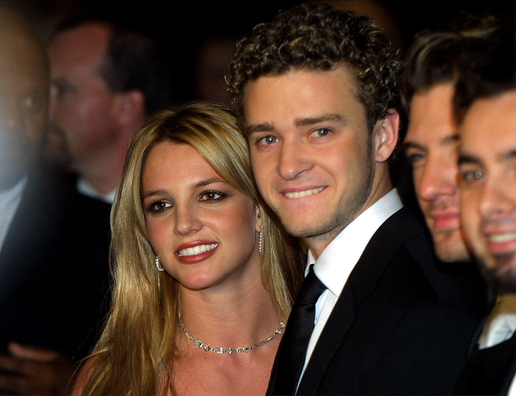 Britney Spears and Justin Timberlake once dated