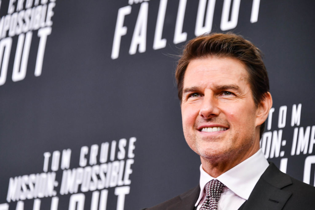 "Tom Cruise's ""Mission Impossible 7"" filming has been canceled"