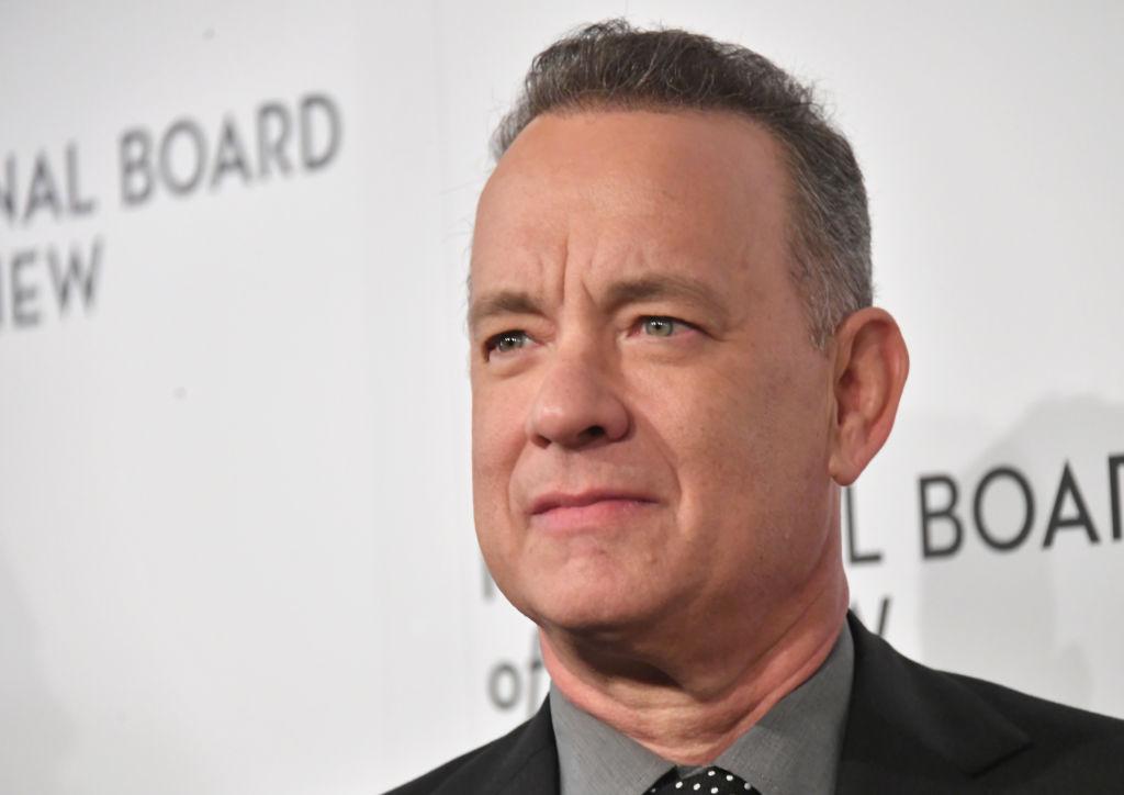 """Tom Hanks stars in """"News of the World"""""""