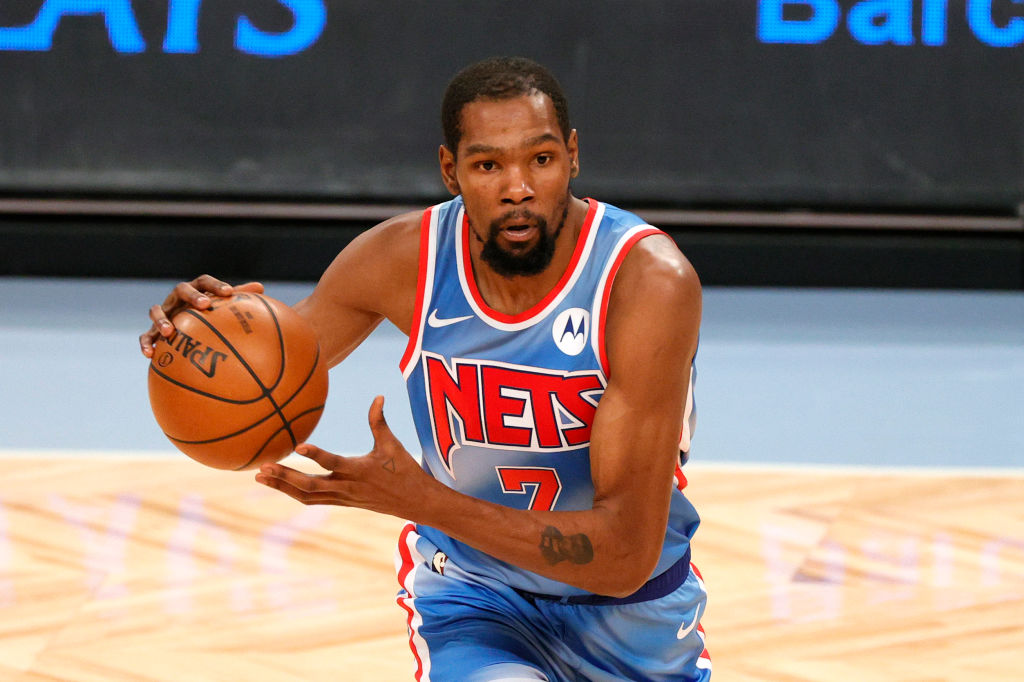 Kevin Durant is injured