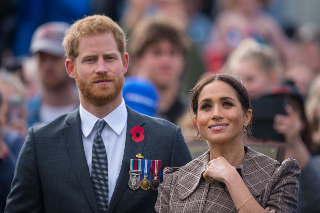 Prince Harry, Meghan Markle set for tell-all interview with Oprah Winfrey