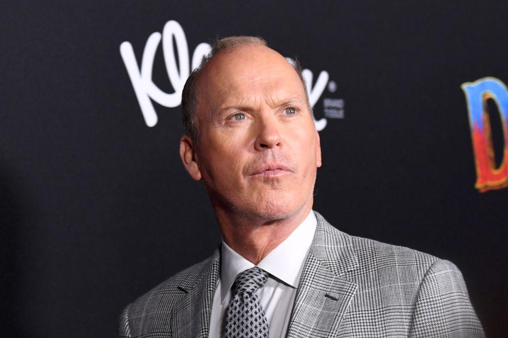 Michael Keaton's Batman is returning