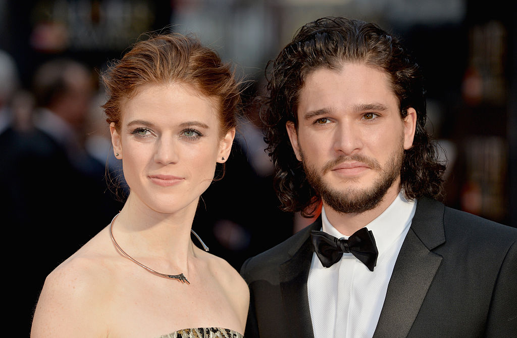Kit Harington, Rose Leslie welcome their first baby