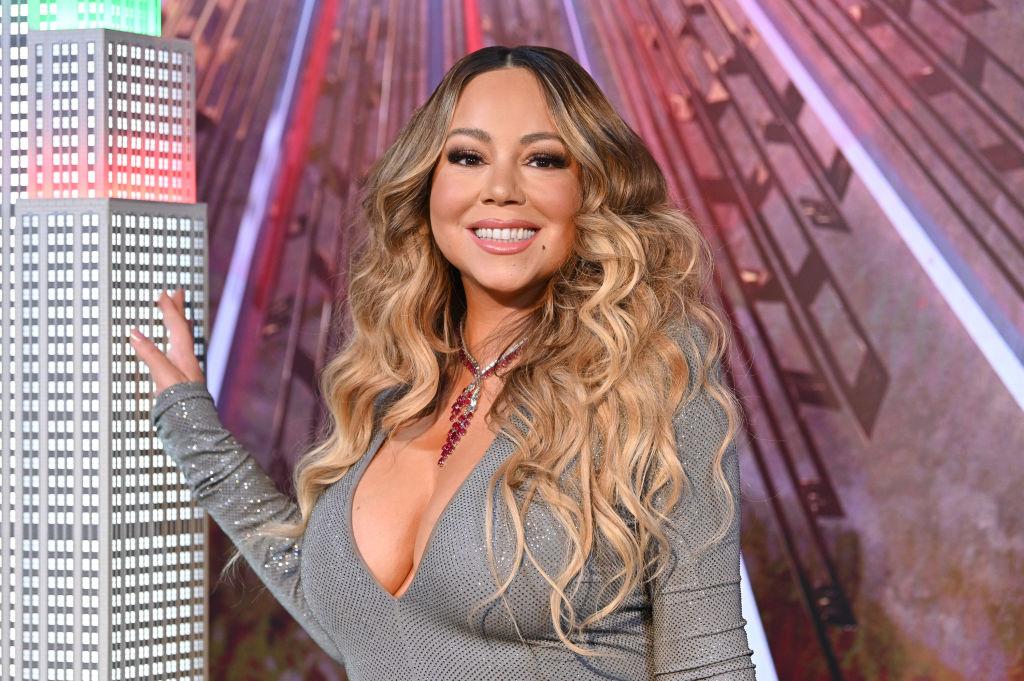 Mariah Carey endorses Keldon Johnson for All-Star Game