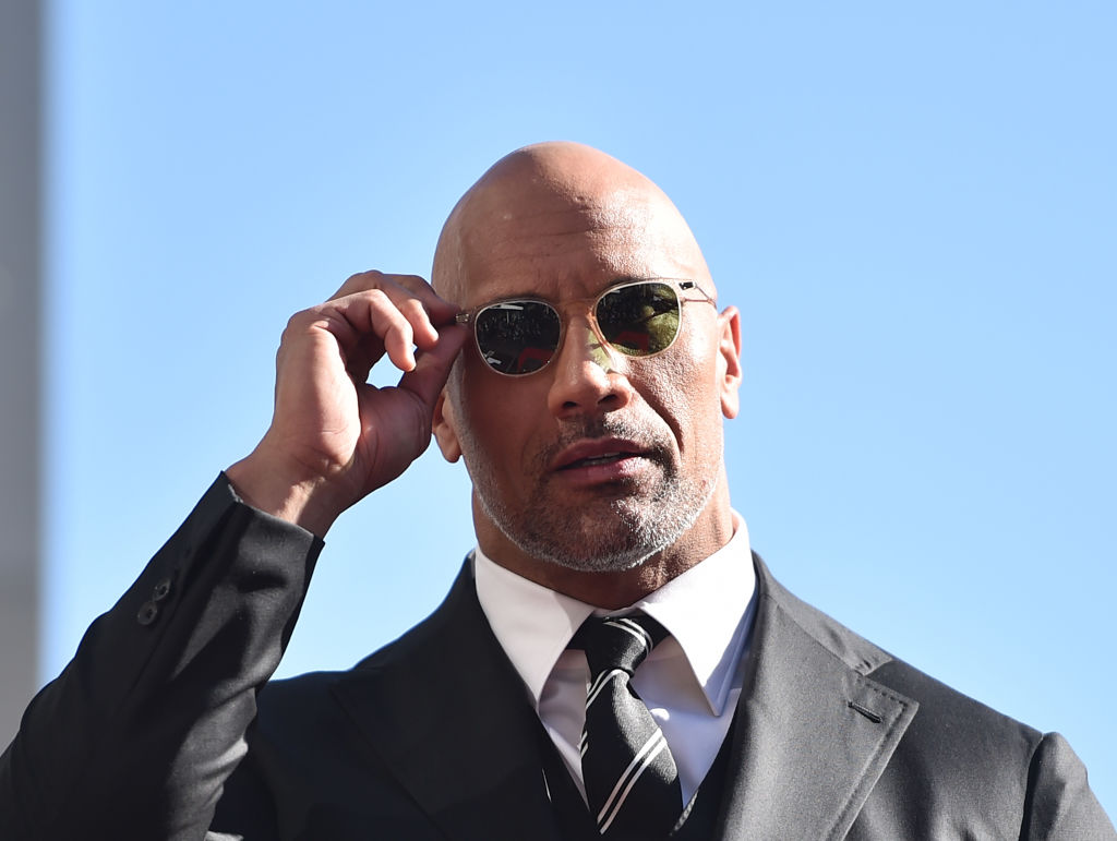 "Dwayne Johnson's sitcom ""Young Rock"" has been released"