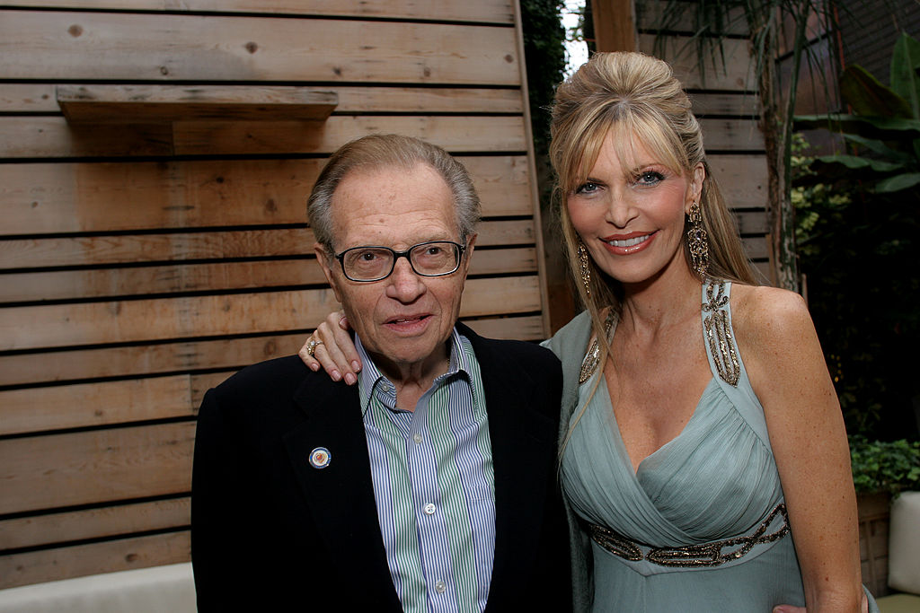 Larry King was married with Shawn Southwick King for 22 years