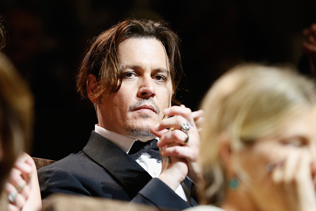 Johnny Depp linked to The Addams Family