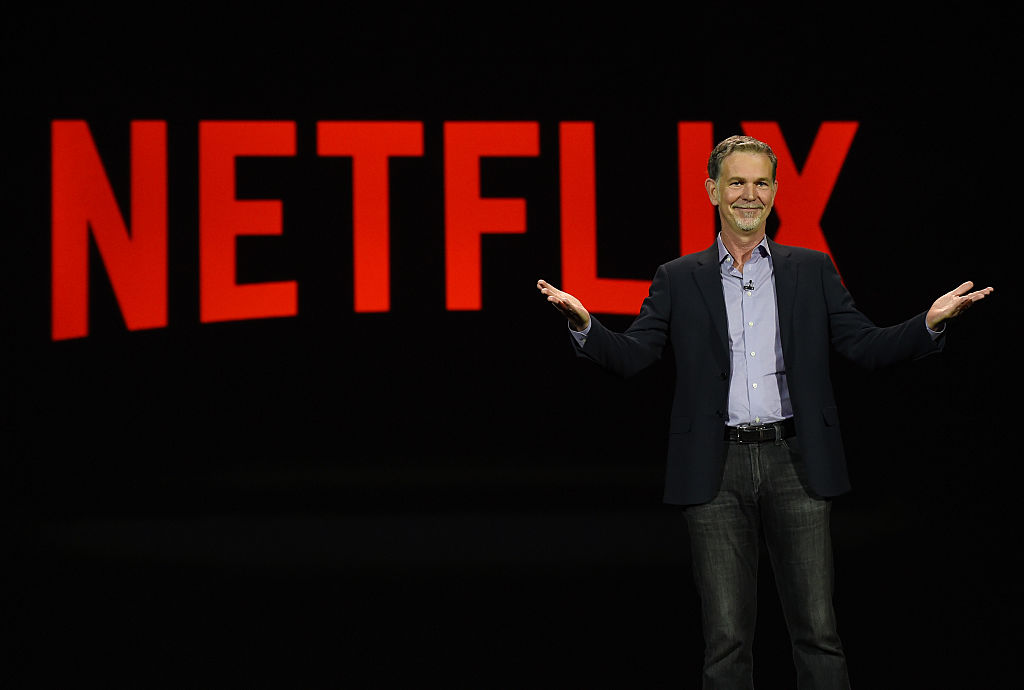 Netflix unveils its DOTA anime