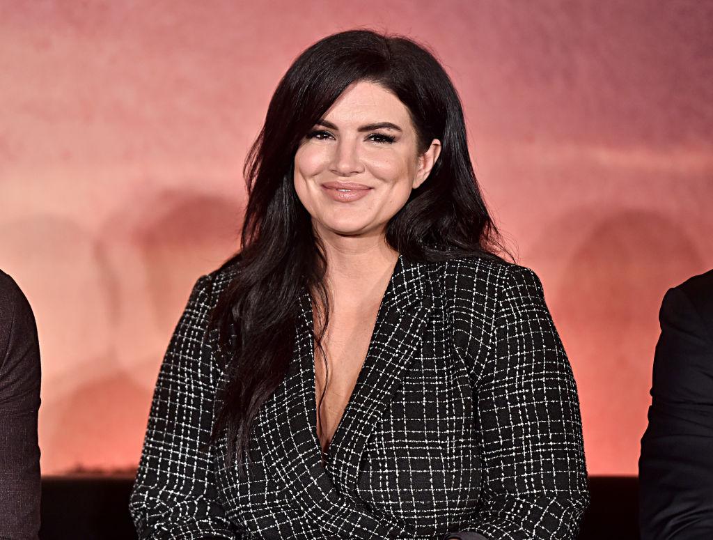 Gina Carano fired from 'The Mandalorian'