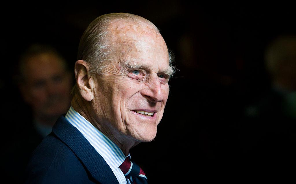 Prince Philip hospitalized
