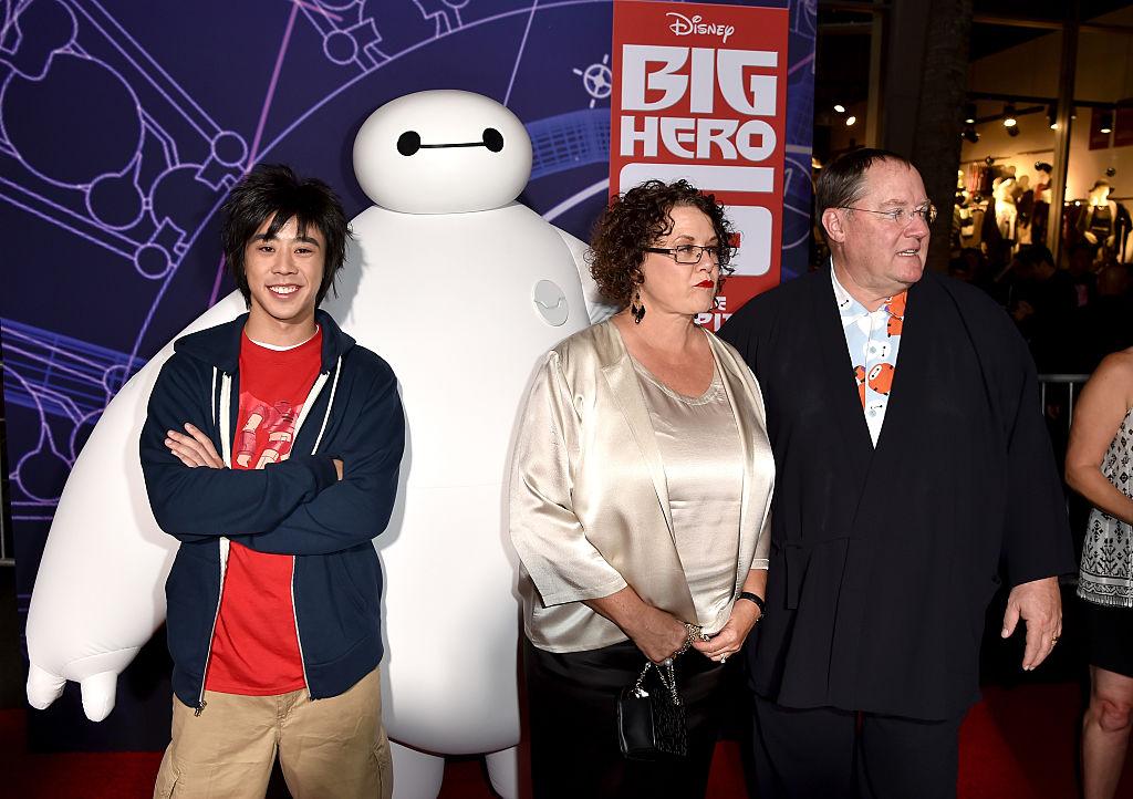 Big Hero 6 Live-Action on MCU