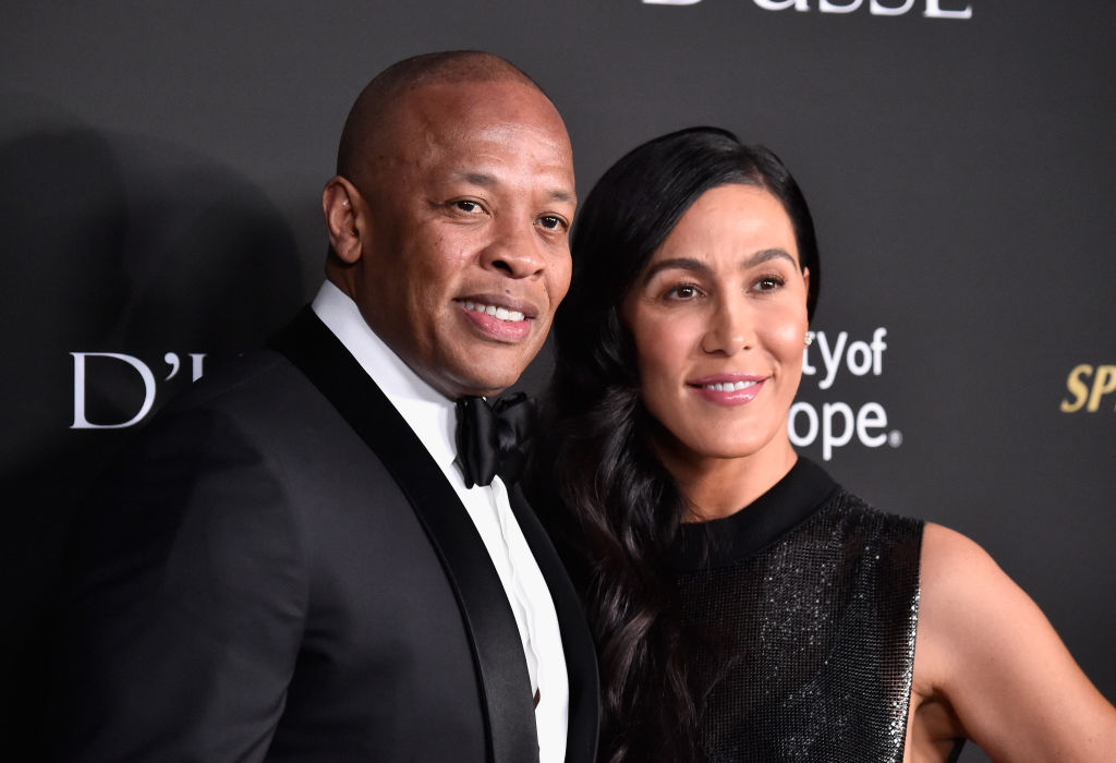 Dr Dre, Nicole Young