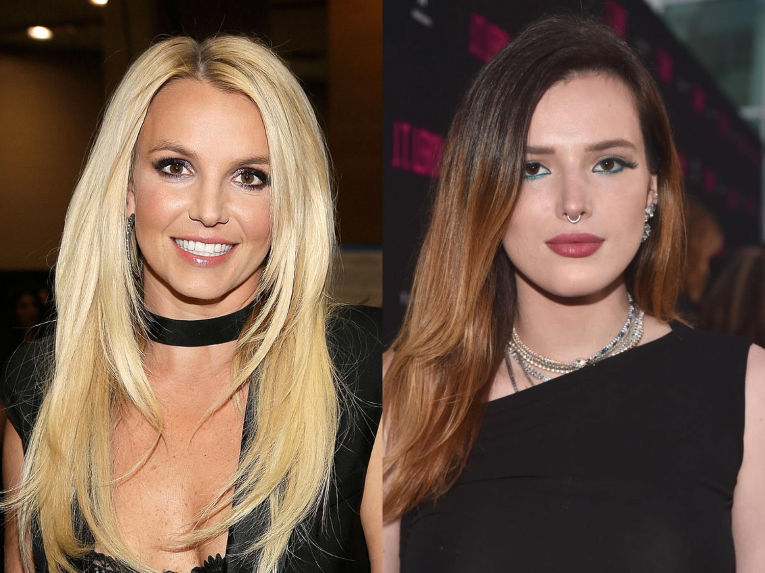 Framing Britney Spears, Bella Thorne