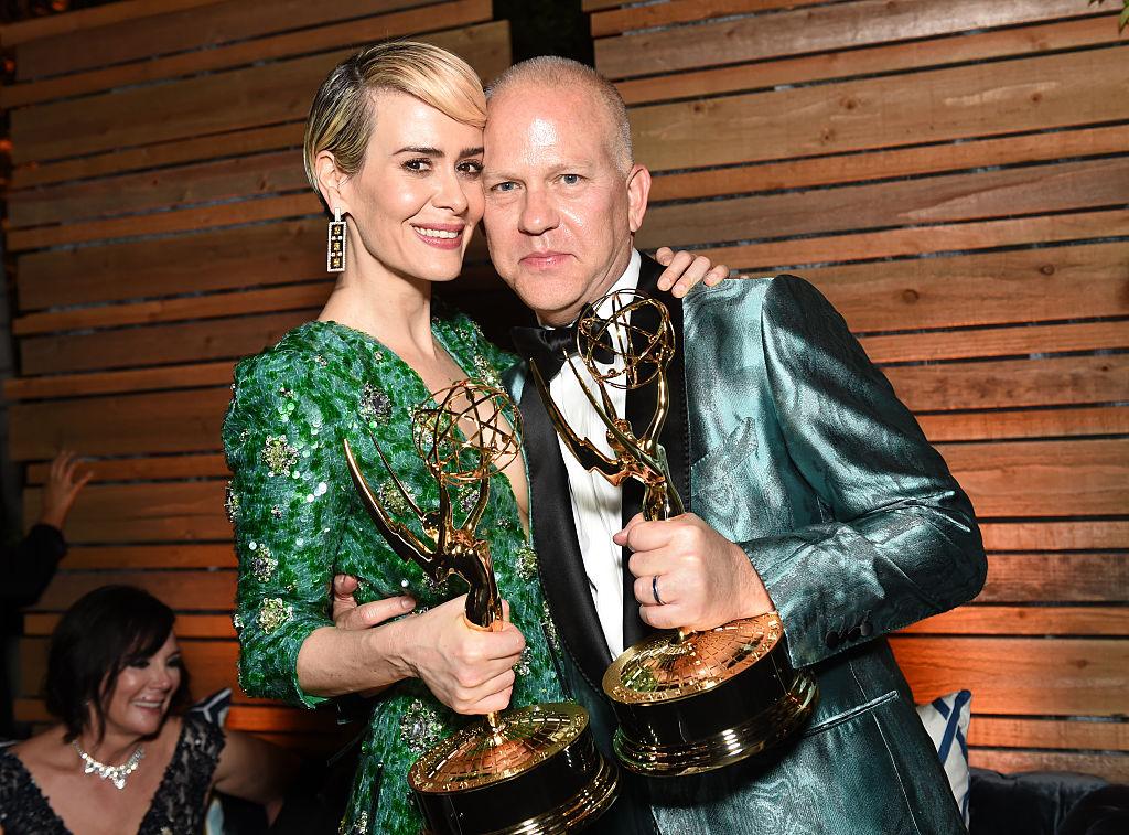 Ryan Murphy and Sarah Paulson