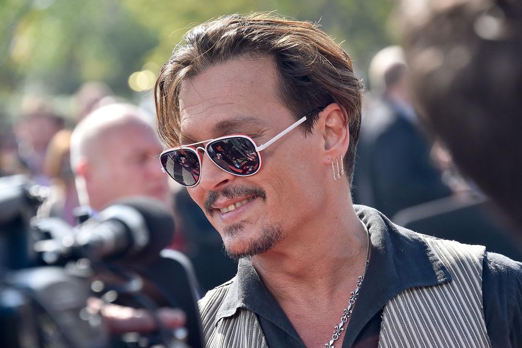 Johnny Depp City of Lies