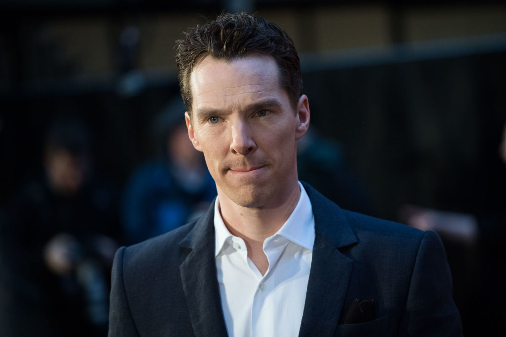Benedict Cumberbatch Sherlock Holmes Season 5