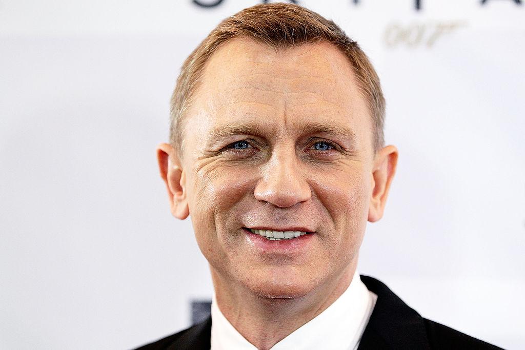 "Daniel Craig ""No Time To Die"""