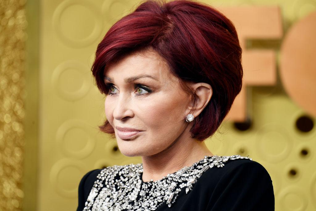 Sharon Osbourne - The Talk host