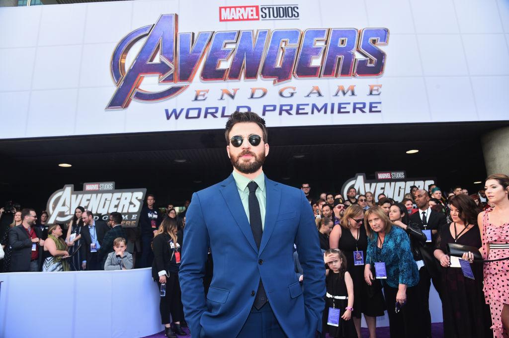 Chris Evans' Captain America