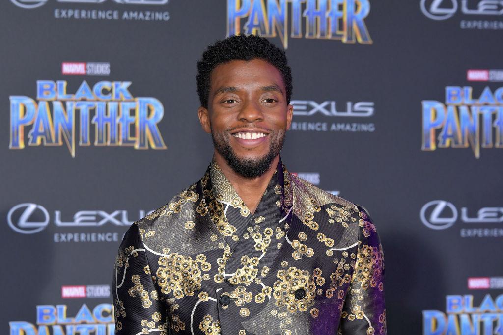"""Chadwick Boseman """"Black Panther 2"""""""