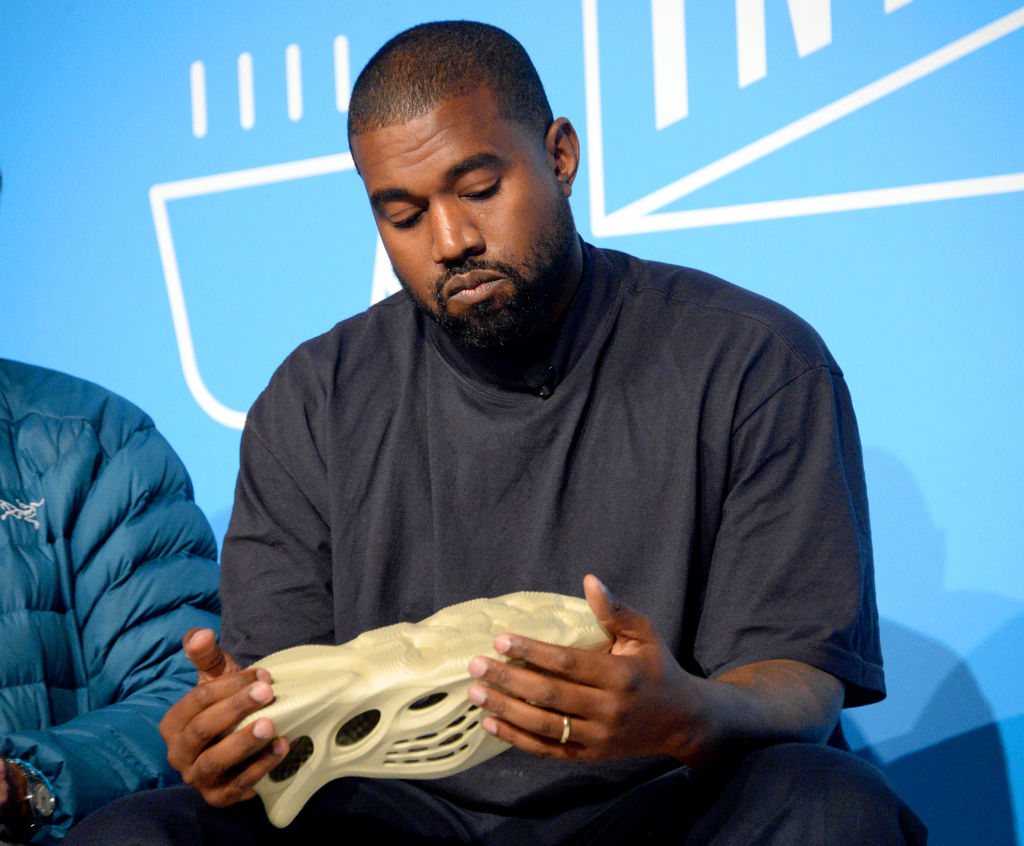 Kanye West 'Yeezy Foam Runner'