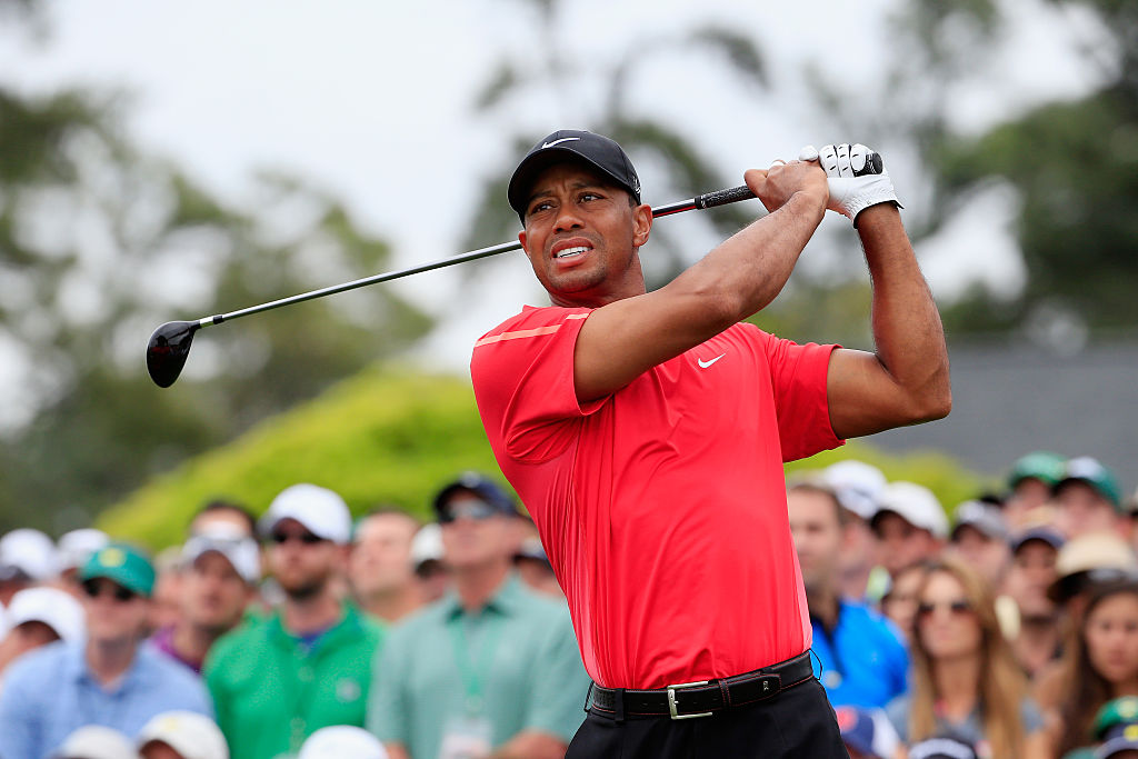 Tiger Woods PGA Tour Tribute