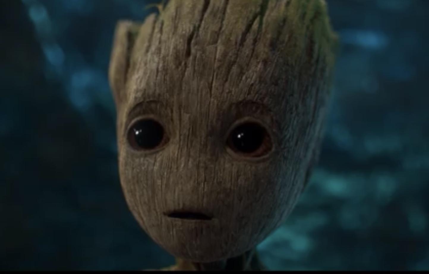 Groot, I am Groot