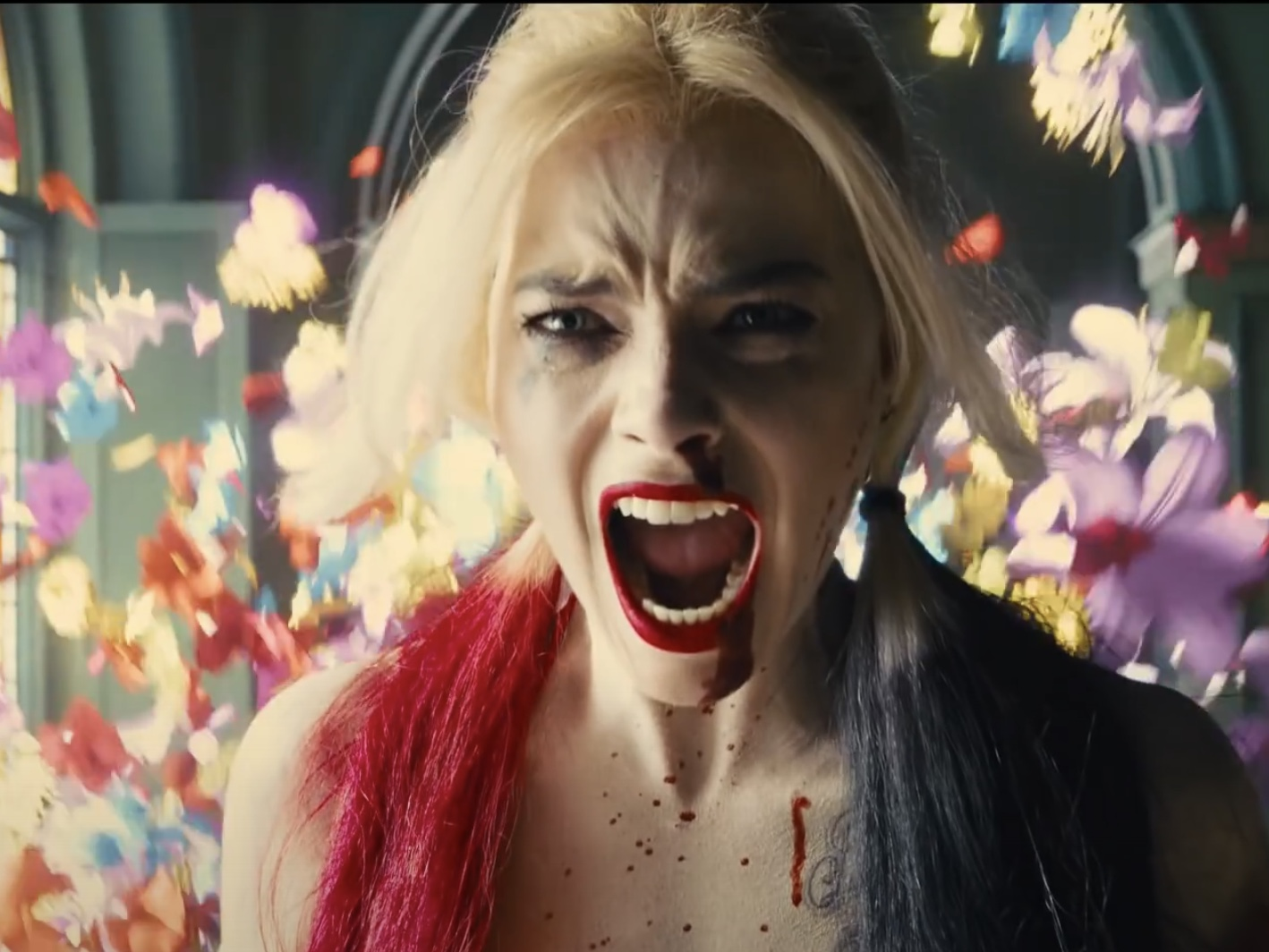 The Suicide Squad first trailer