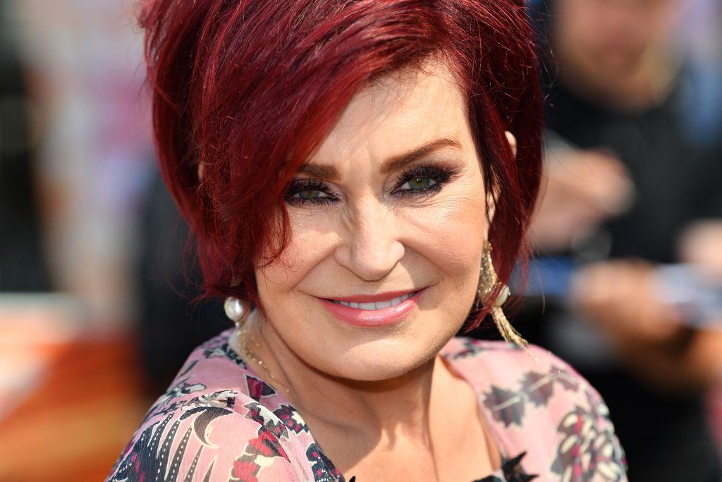 Sharon Osbourne, 'The Talk' host