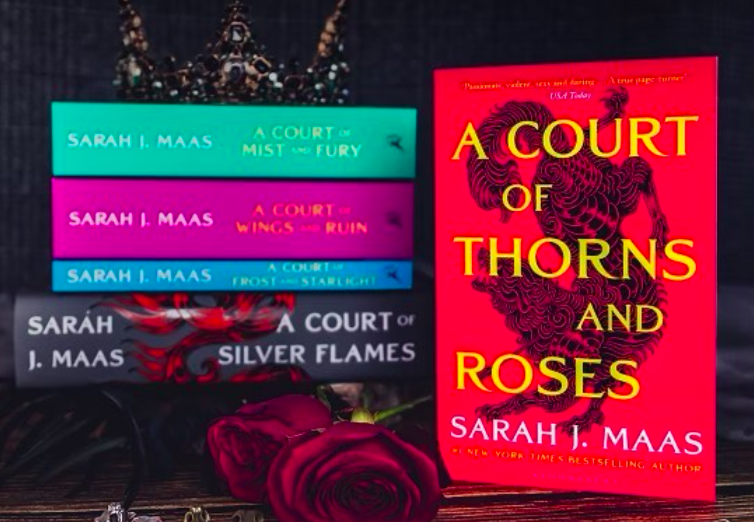 A Court of Thorns and Roses series