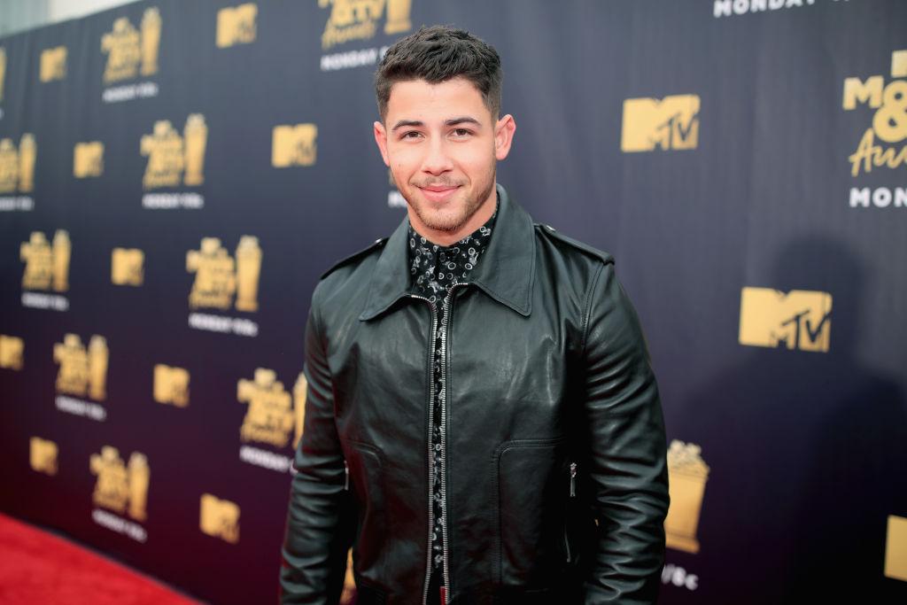 Nick Jonas 'The Voice'