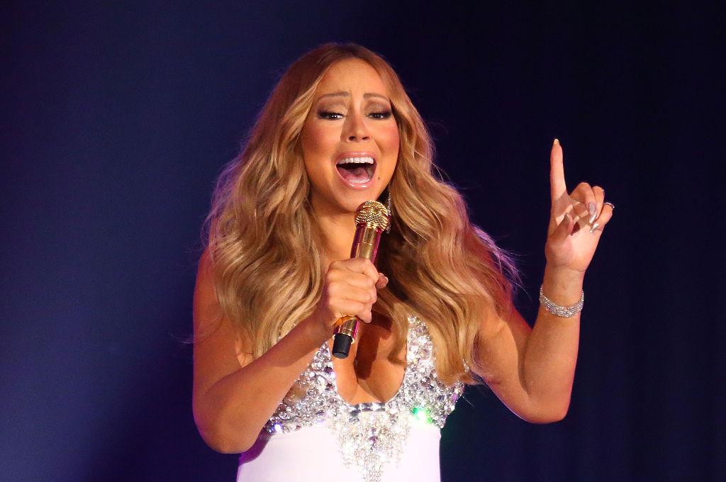 Mariah Carey COVID-19 Vaccine