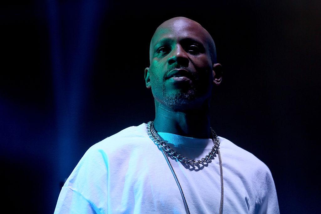 Rapper DMX update