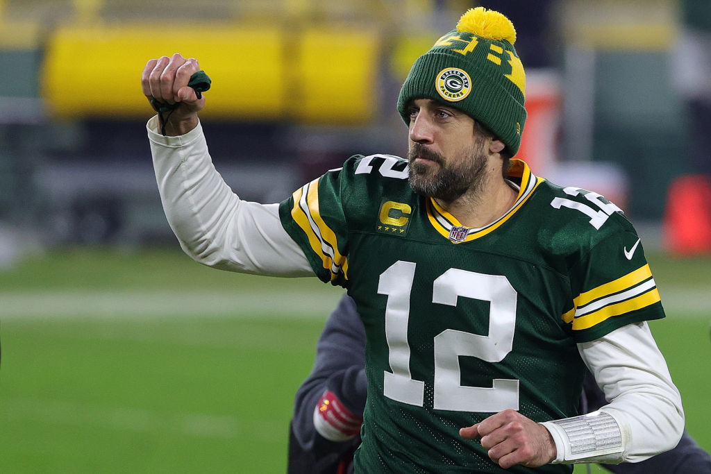 Aaron Rodgers College Highlights