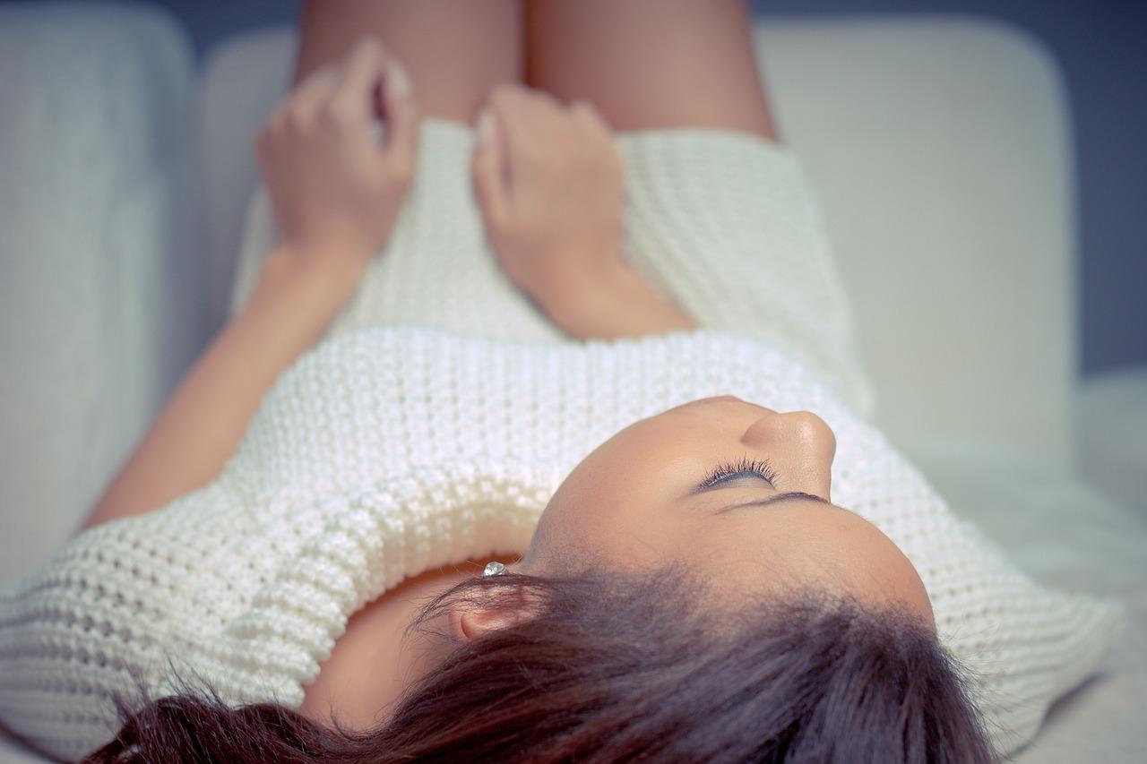 Model Left Brain Dead: Chantel Giacalone