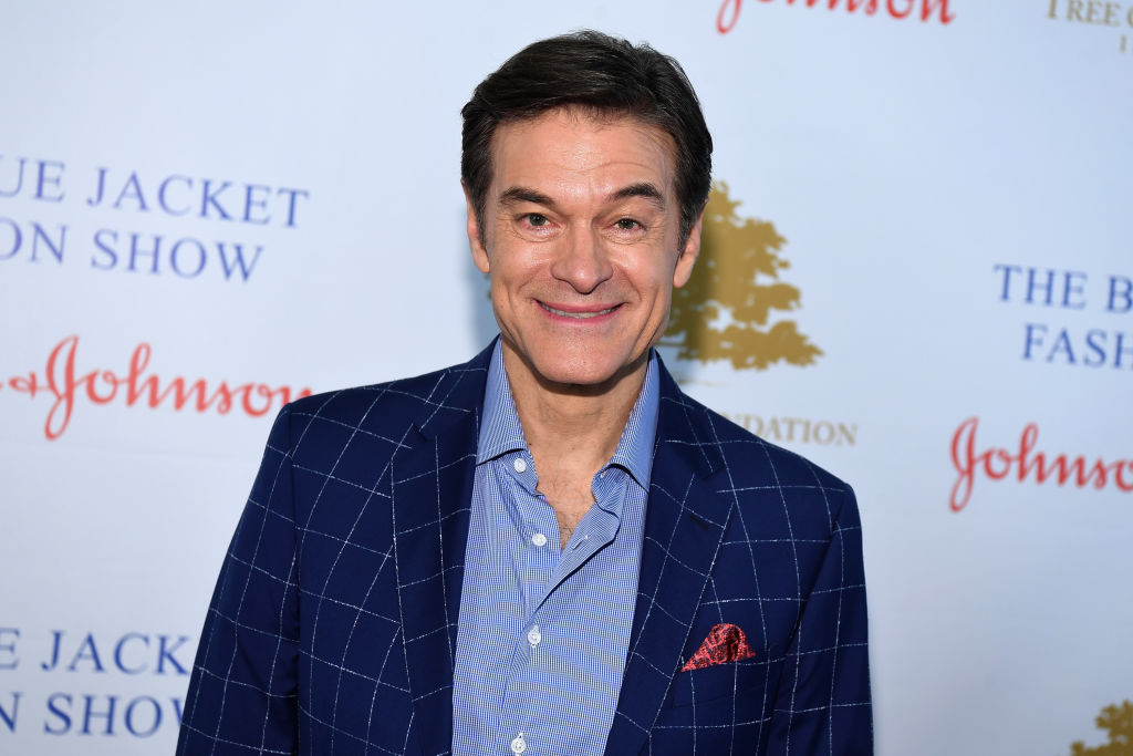 Jeopardy guest host Dr. Oz