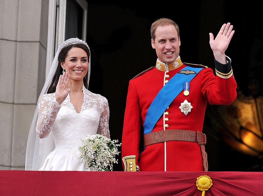Prince William, Kate Middleton wedding