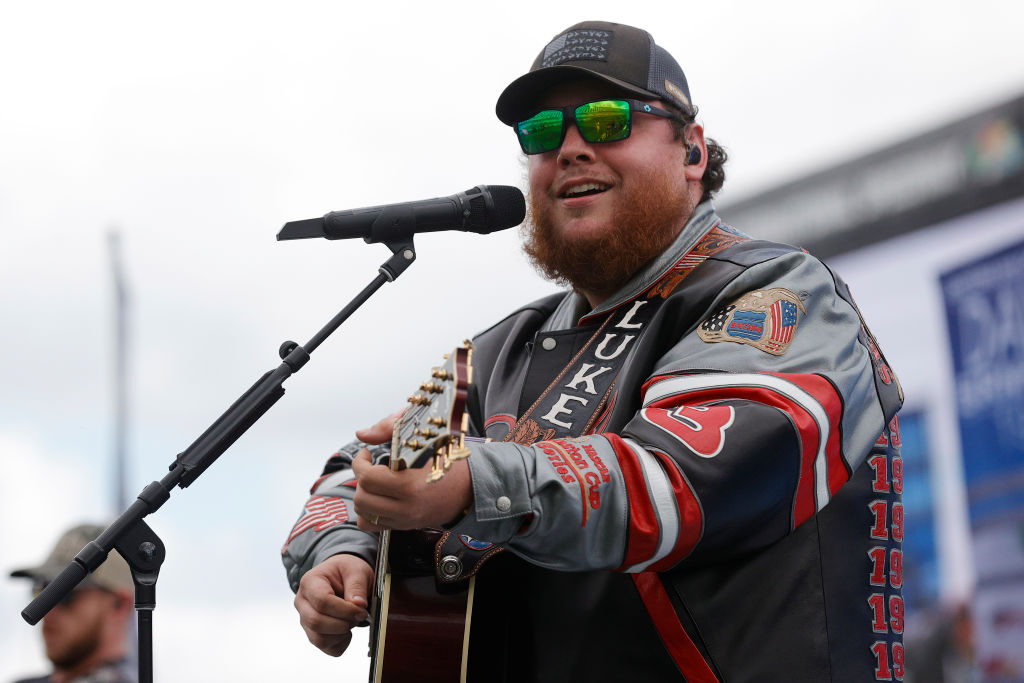 Luke Combs Forever After All video